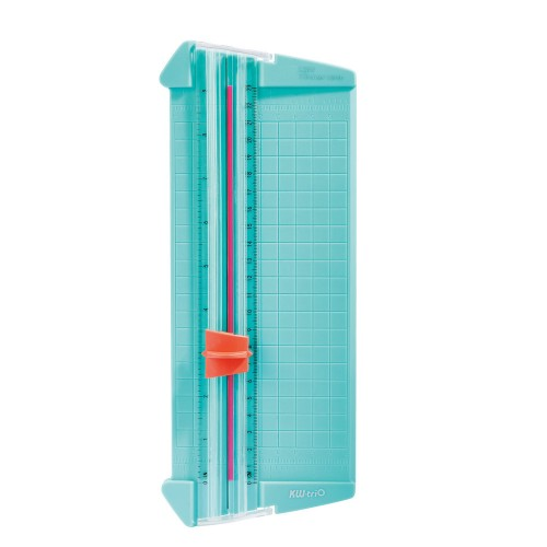 KW-Trio 13930 A5 Mini Cutter With Ruler