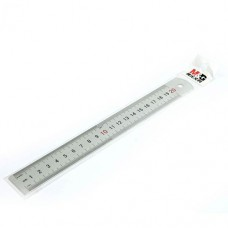 M&G 20cm/8inch metal Ruler