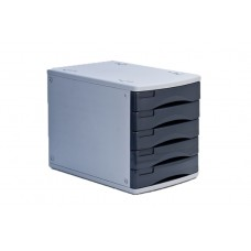 Metro Foolscap 5 Drawers Multi Drawer Storage System 3491