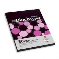 Campap A4 Black Paper (100 Sheets)