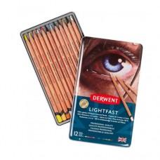 Derwent LIGHTFAST Oil-based Colored Pencils