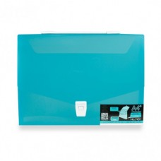 KCK Expanding File 7431 (Turquoise)