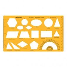 Isomars Geometry Template