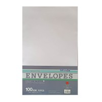 "Campap 12806 White Envelope (9"" x 14"") (10pcs)"