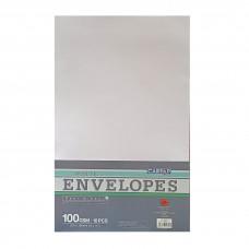 """Campap 12806 White Envelope (9"""" x 14"""") (10pcs)"""