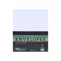 """Campap 12807 White Envelope (10"""" x 12"""") (10pcs)"""