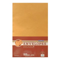 "Campap 12858 Yellow Envelope (10"" x 15"") (5pcs)"