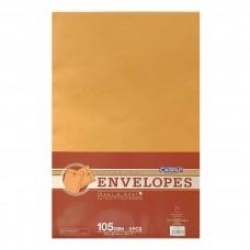 """Campap 12858 Yellow Envelope (10"""" x 15"""") (5pcs)"""