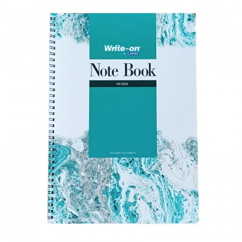 Campap CW2202 A4 Size 50 Sheets Note Book