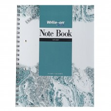 Campap CW2207 A4 Size 100 Sheets Note Book
