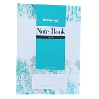 Campap CW2305 A4 Size 160 Pages Note Book