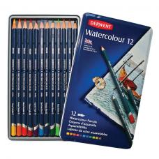 Derwent 12 Colors Watercolor Pencils