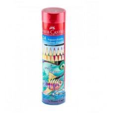 Faber-Castell 24 Colors Aquarellstifte Watercolor Pencils