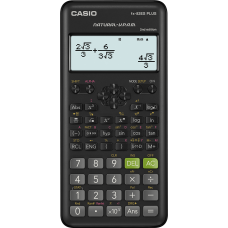 Casio fx-82ES PLUS 2nd Edition Non-Programmable Scientific Calculator